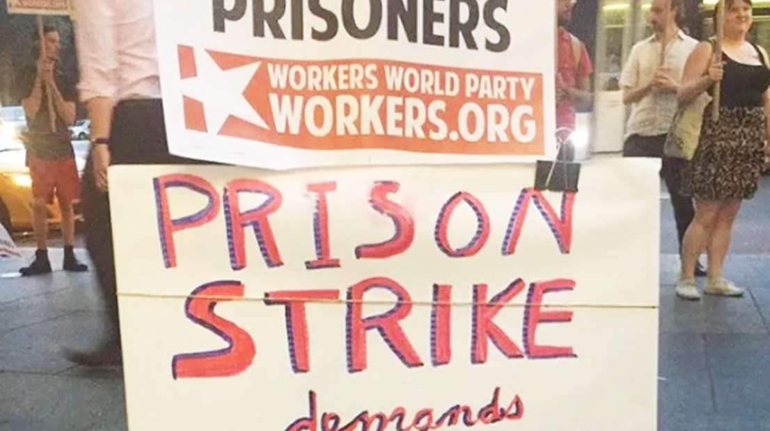 Prisoners Strike