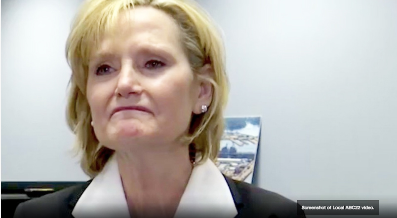 Cindy Hyde Smith 2