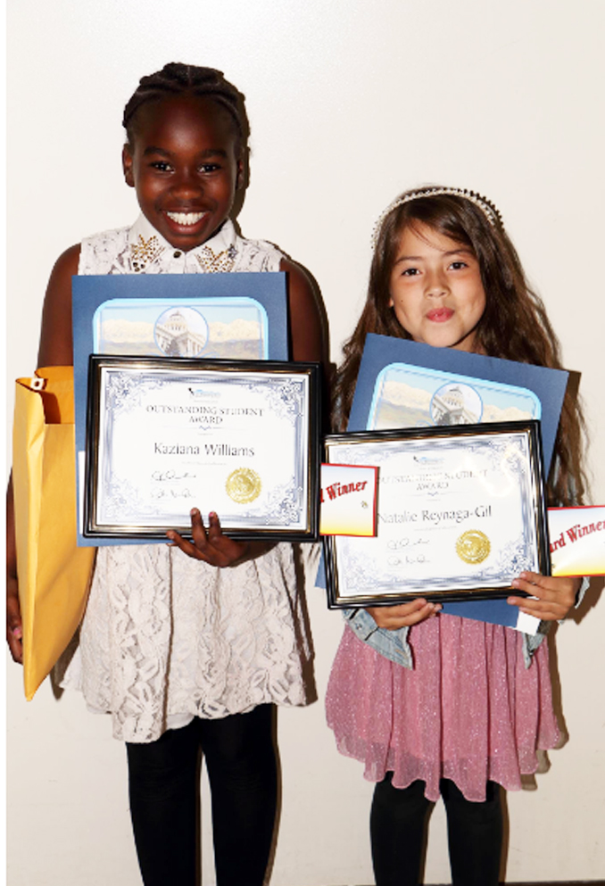 SBCUSD Outstanding Student photo