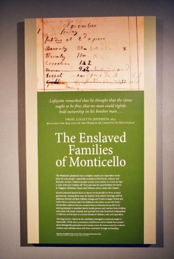 ARTIFACTS – Photo credit © Thomas Jefferson Foundation at Monticello