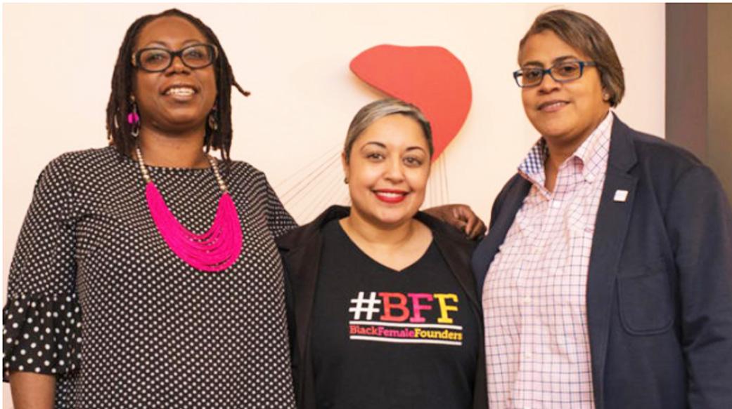 Black Women Entreprenuers