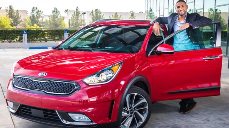 KIA first hybrid car