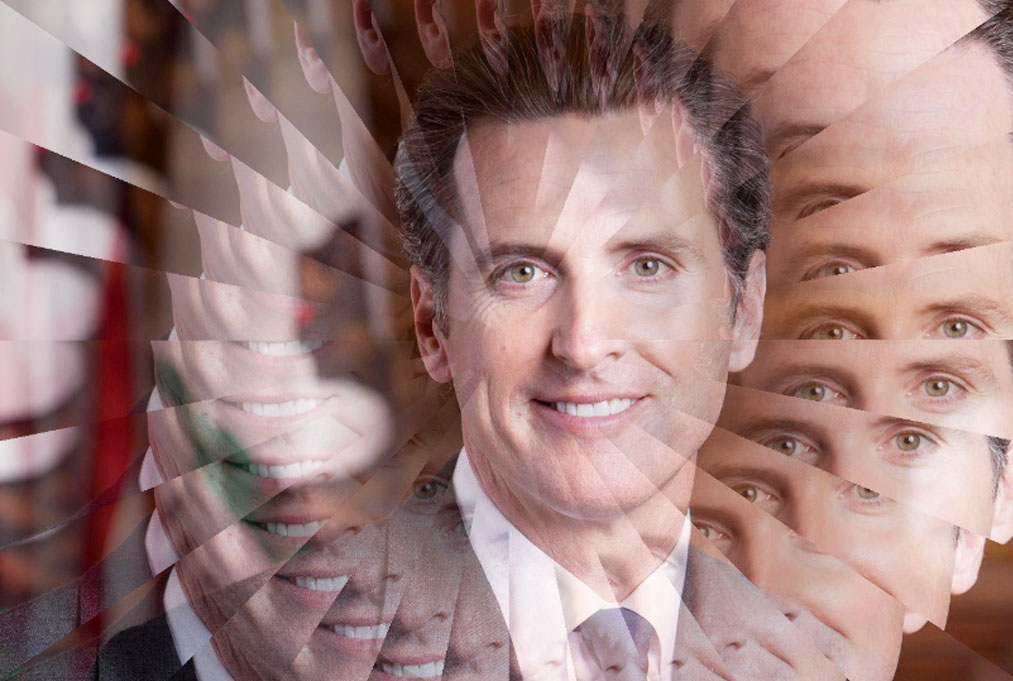 Tests facing Californias new governor