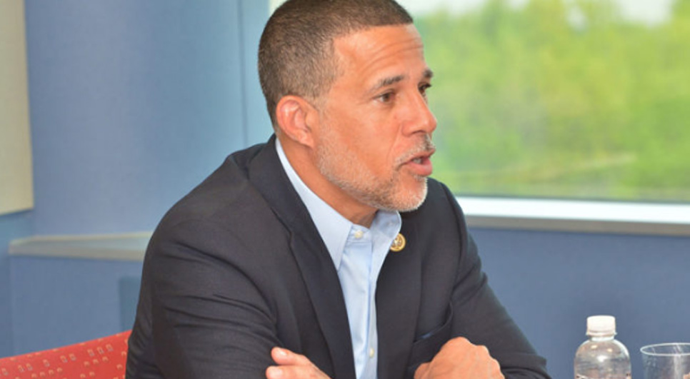 Maryland Rep Anthony Brown