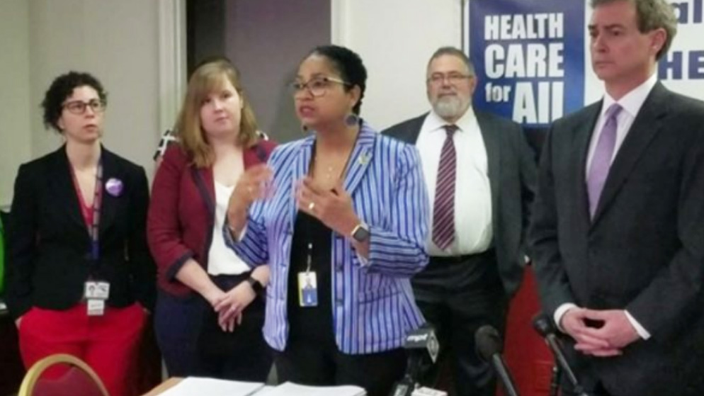 Lawmakers pitch new healthcare for all