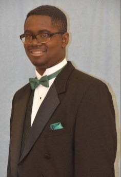 Mr. Neuman Sneed II Senior, Middle College HS