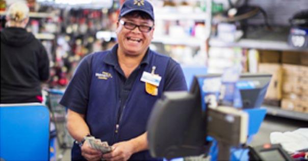 Walmart Associate photo