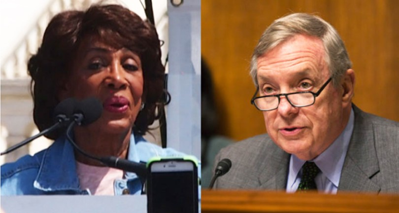 Waters and Durbin