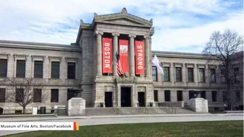 Boston Museum photo