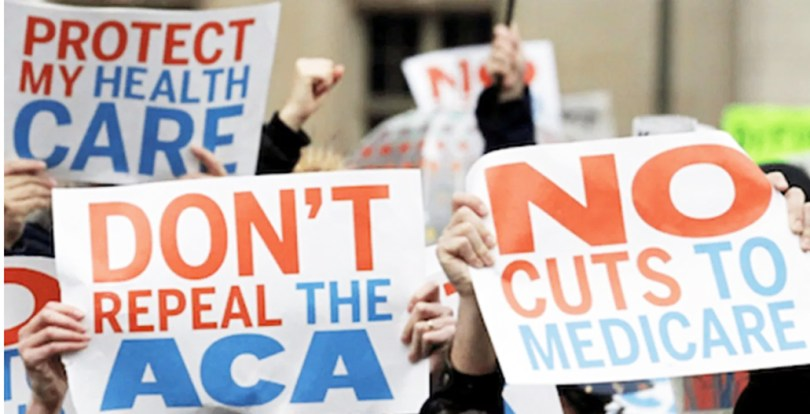 Dont Repeal ACA photo