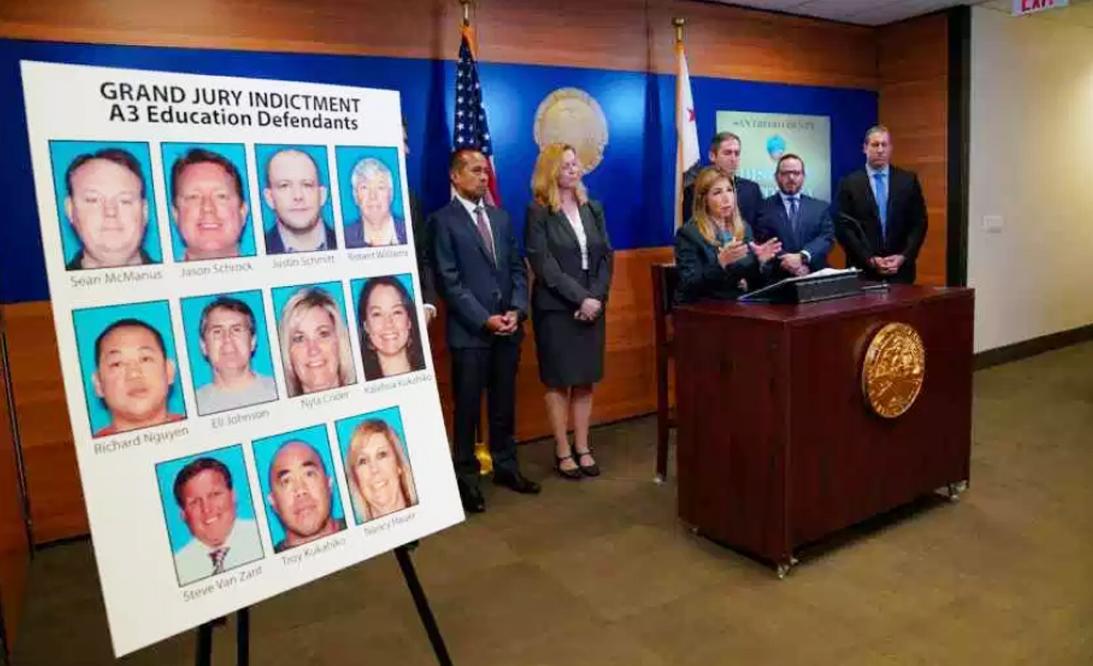 Grand Jury Indictment photo