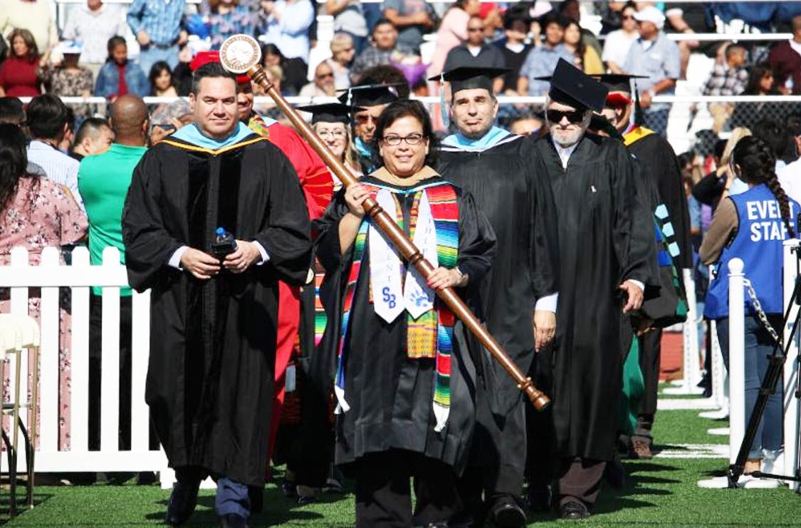 SBVC College graduation