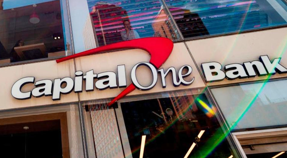 Capitol One Bank photo