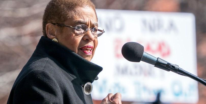 Congresswoman Eleanor Holmes