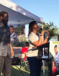 Speaking Mayor Pro-Tem of Adelanto: Stevevonna Evans