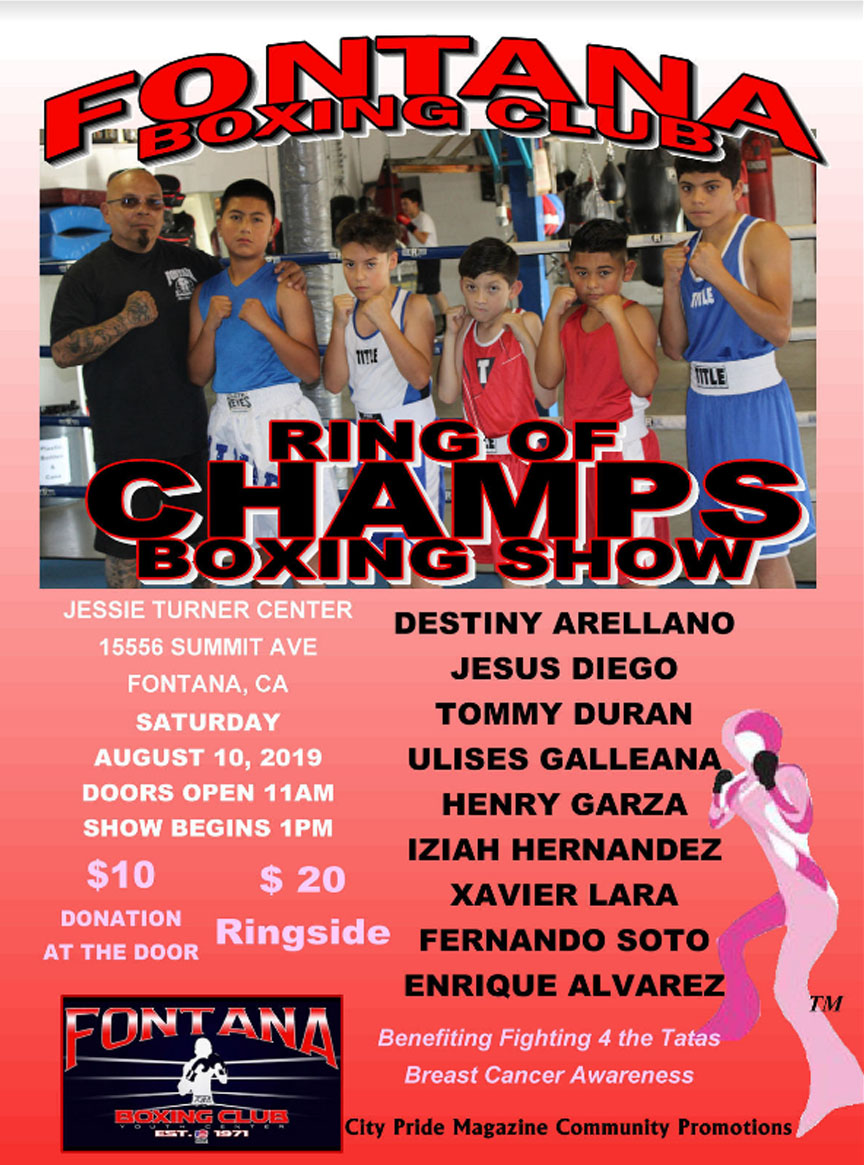 Fontana Boxing Club