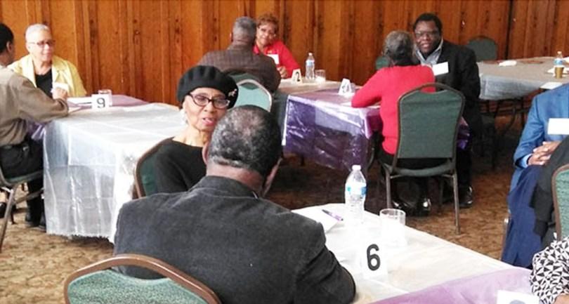 Single Black Seniors