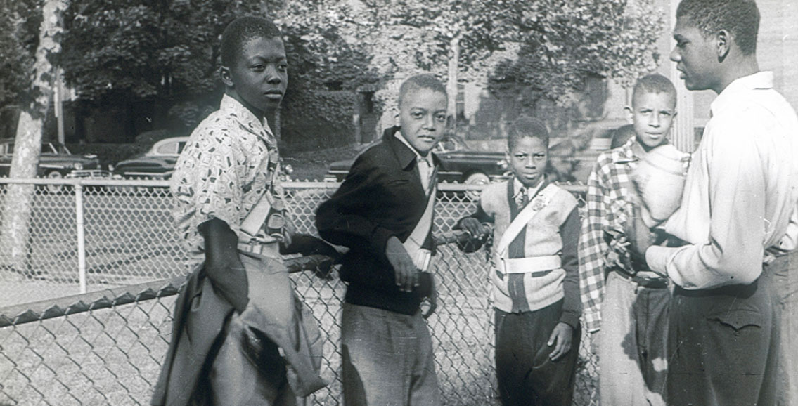 Education in the segregated South