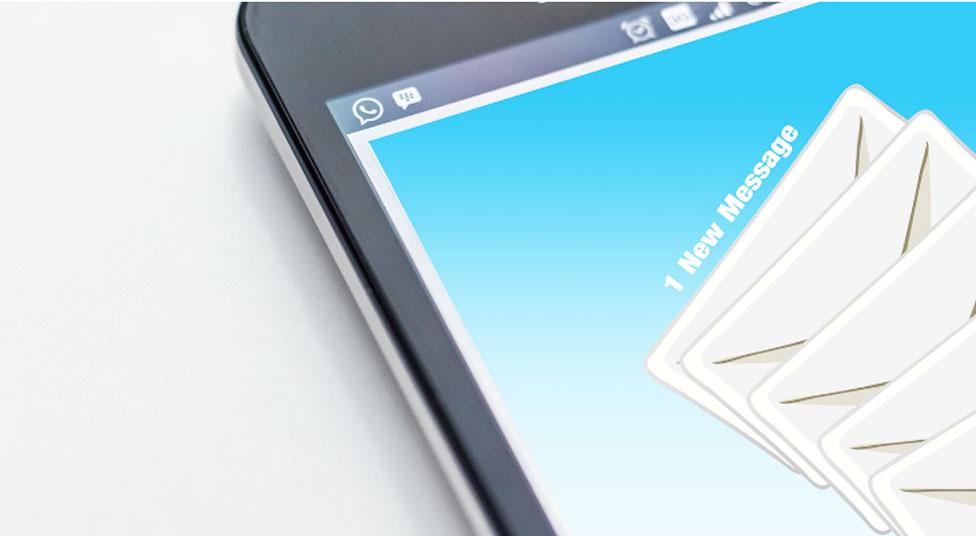 Malicious emails photo