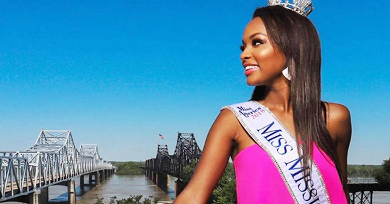 Fiirst Black Miss Mississippi