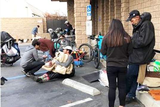 Homeless count photo 1