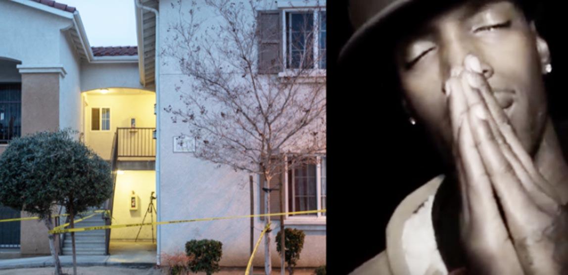 Dominic Beard killed in home invasion