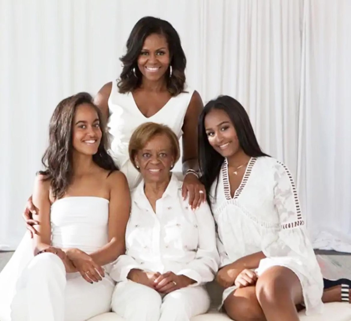 Michelle Obama building a legacy