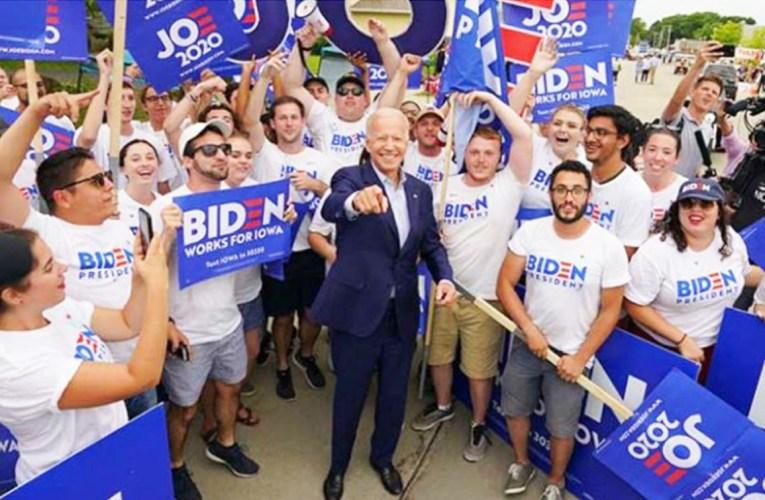 Democratic Presidential Candidate Joe Biden Clarifies Message to Black America