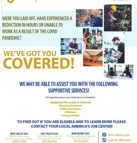 San Bernardino County Workforce Development Board