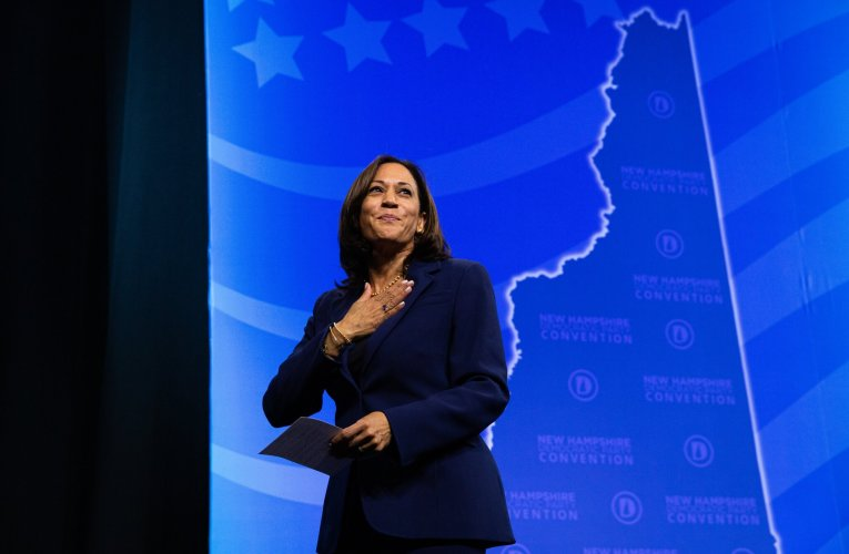 Kamala Harris Is Biden's Choice for Vice President