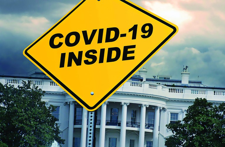 A [White] House in Pandemic Cannot Stand