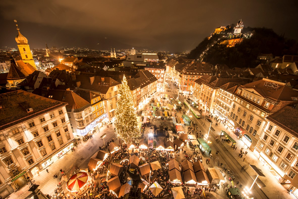 Top 9 Christmas Market In Europe