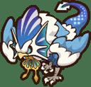 水獣コカトリス