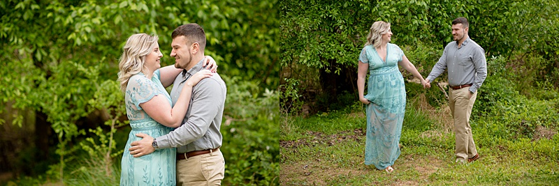 Shot By An Angel Photography - Shelby & Matt - Engagement - Tribble Mill Park - Lawrenceville, Ga