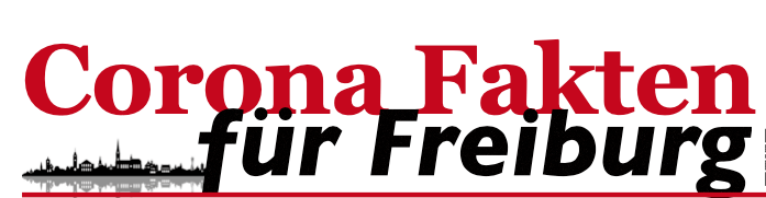 Freiburger Bürger*innen verteilen Corona Fakten Zeitung