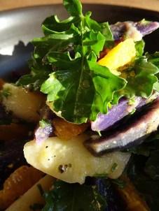 Nana Mac's Potato and Orange Salad - 1