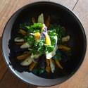 Nana Mac's Potato and Orange Salad - Menu Marker