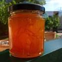 Mandarin Marmalade Jelly- Menu Marker