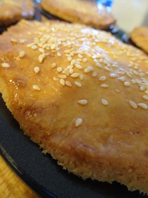 Baked golden and yummy -2