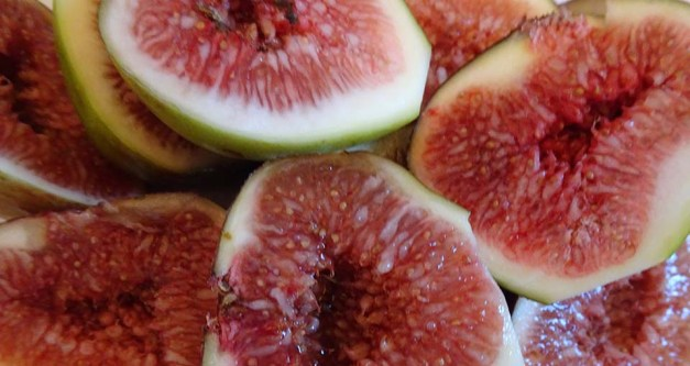Freshly picked figs - 4