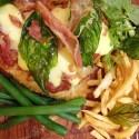 chicken parma - Recipe Image