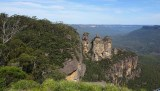The Three Sisters in the Blue Mountains #1
