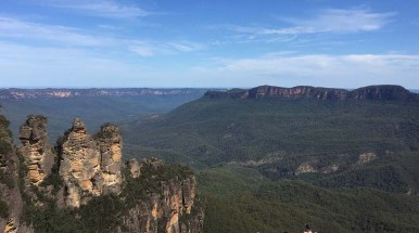 The Three Sisters in the Blue Mountains #6