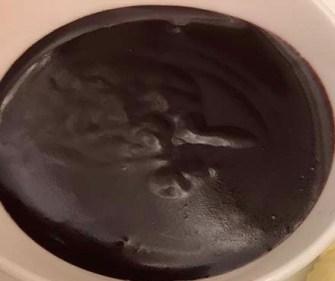 Warm Chocolate Fudge Sauce
