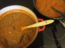 Beef mince two ways - Basic Mince and Chilli Con Carne
