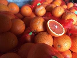 Pink Oranges