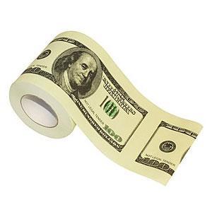 dolares-papel_higienico_decorado_con_dibujos_de_dolares
