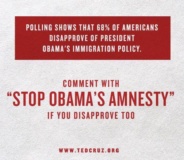Ted Cruz on immigration 2
