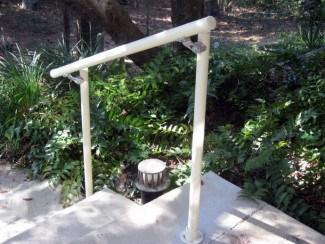 5 Diy Metal Stair Railing Examples Simplified Building | Outdoor Metal Stair Railing | Ornamental | Banister | Custom | Urban Metal Deck | Garden