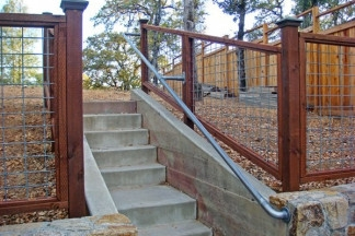 14 Exterior Handrail Ideas Simplified Building   Safety Rails For Steps   Step Handrail   Steel Stair   Exterior Handrail   Wall Mounted   Wrought Iron